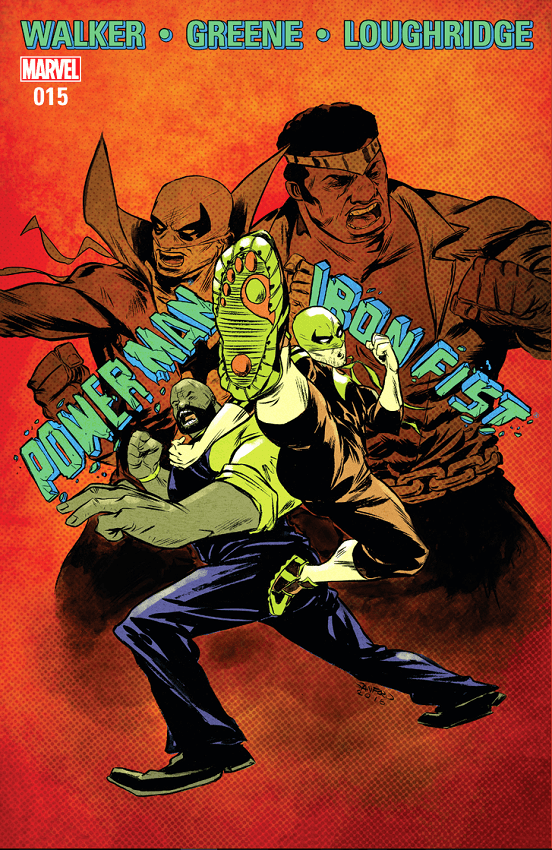 Power Man and Iron Fist #15 Review