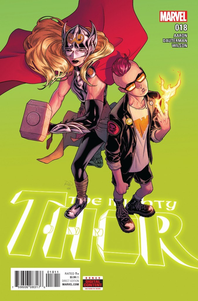 The Mighty Thor #18 Review
