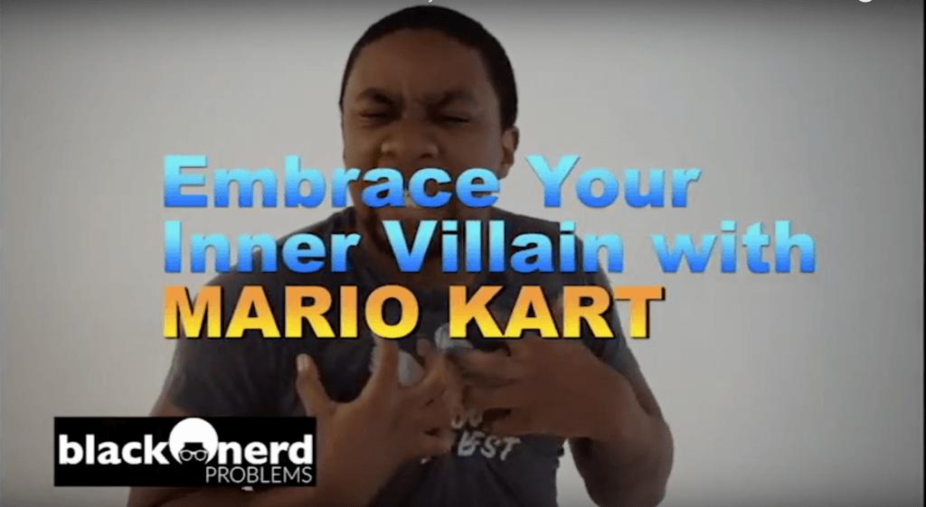 [Video] Mario Kart Makes It Okay To Embrace Your Inner Petty Villain