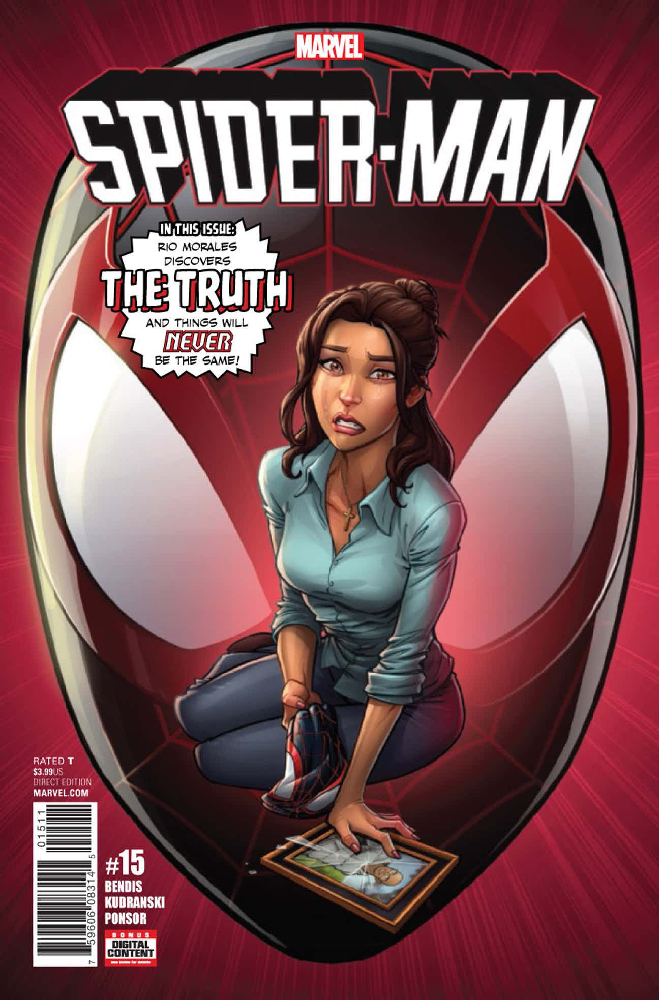 Spider-Man #15 Review