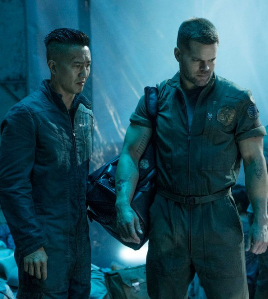 The Expanse Recap: Here There Be Dragons