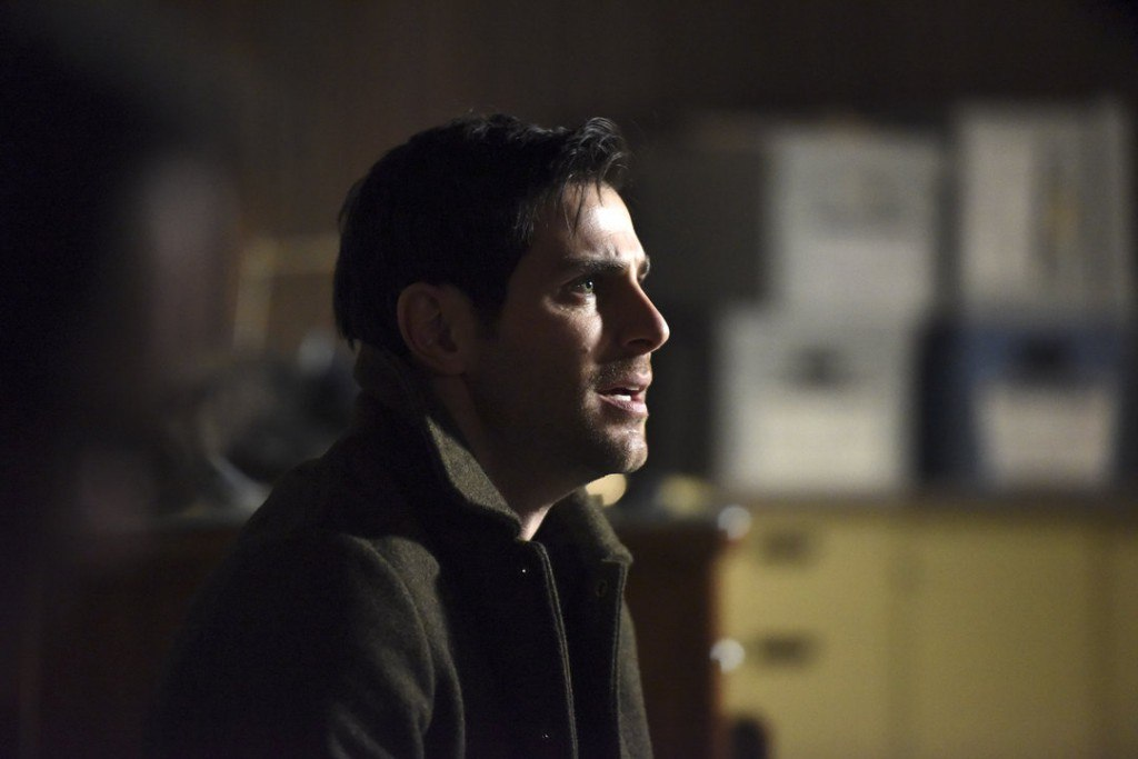 David Giuntoli as Nick Burkhardt -- (Photo by: Allyson Riggs/NBC)