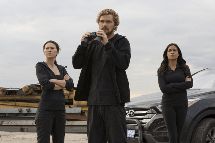 Iron Fist Roundtable: I Mean, How Bad Are We Talkin?
