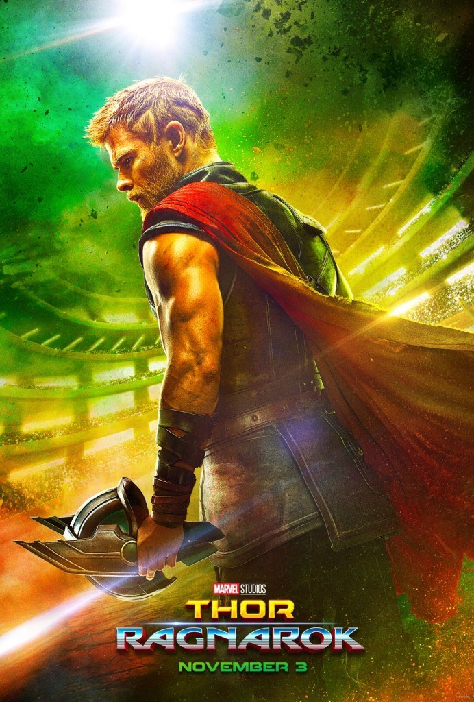 Thor Ragnarok Trailer:  This Is The Thor Movie We've Been Thirstin' For