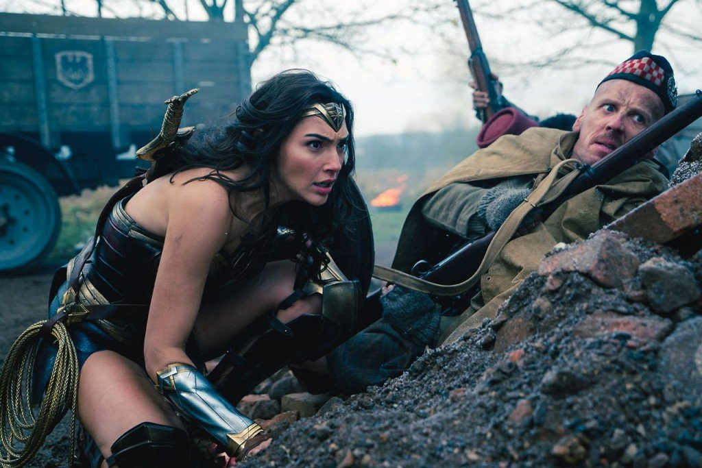 I'm Starting to Worry About This 'Wonder Woman' Film