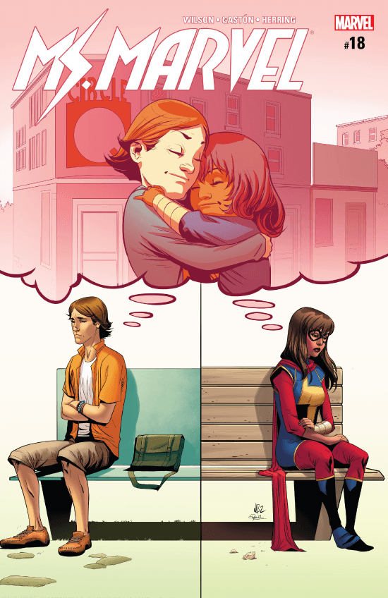 Ms Marvel #18 Review