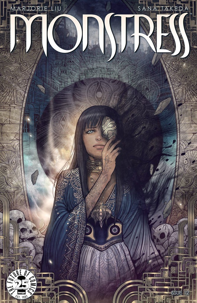 Monstress #12 Review