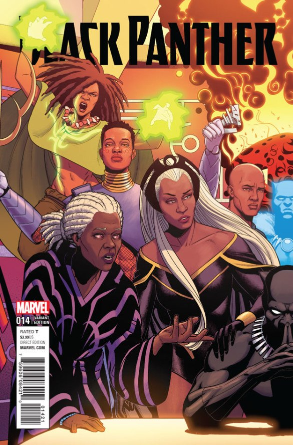 Black Panther #14 Review