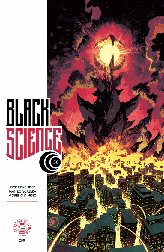 Black Science #30 Review