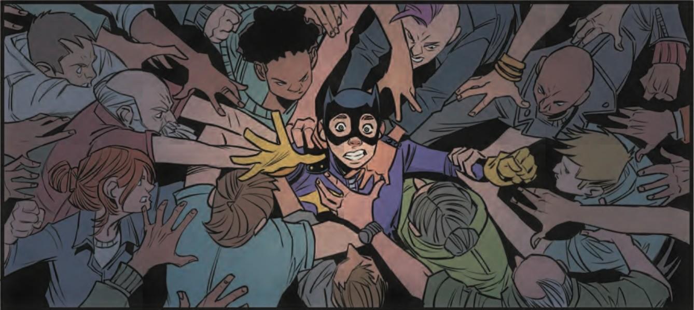 Batgirl #11 Panel 1