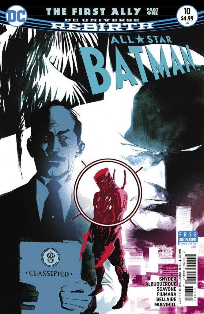 All Star Batman #10 Review