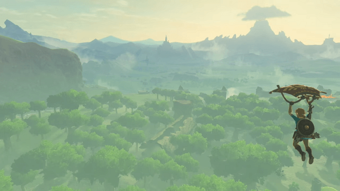 On Video Game Narratives and The Legend of Zelda: Breath of the Wild