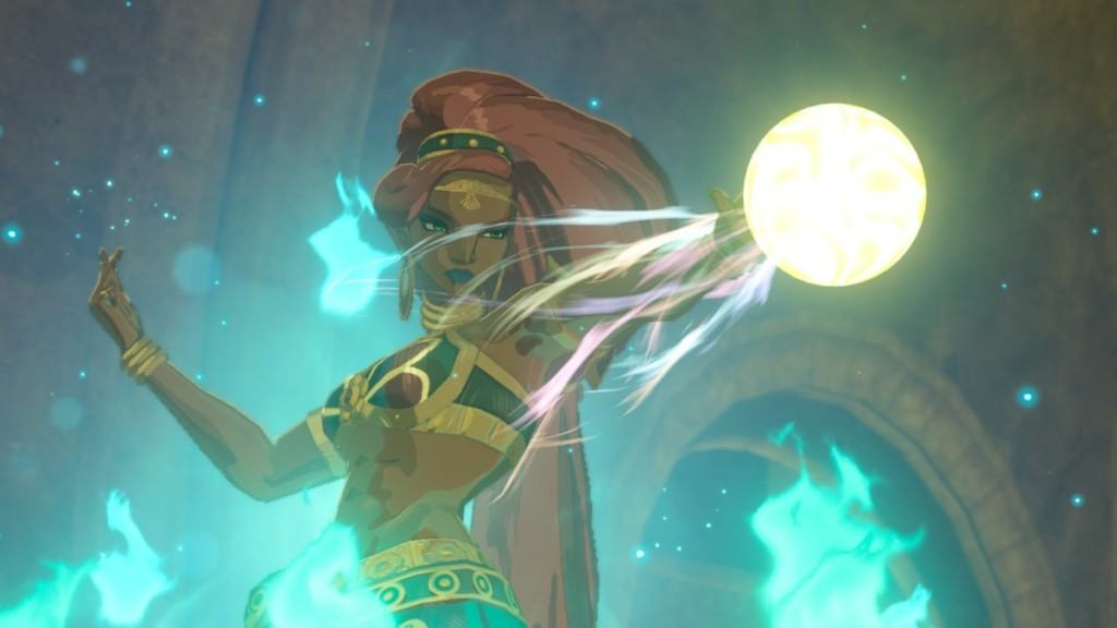 Urbosa is one of best new characters in Breath of the Wild, yet the player spends almost no time with her in the game.