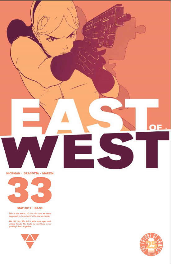 East of West #33 Review