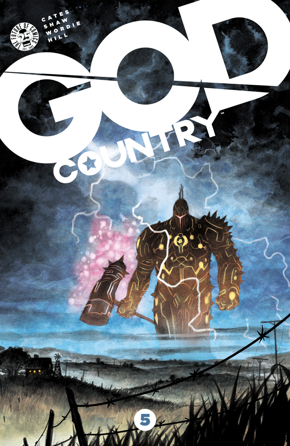 God Country #5 Review