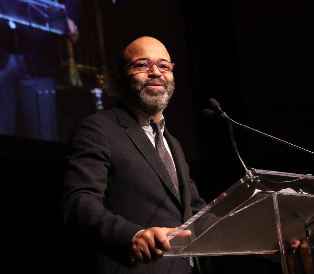 Jeffrey Wright, Podium