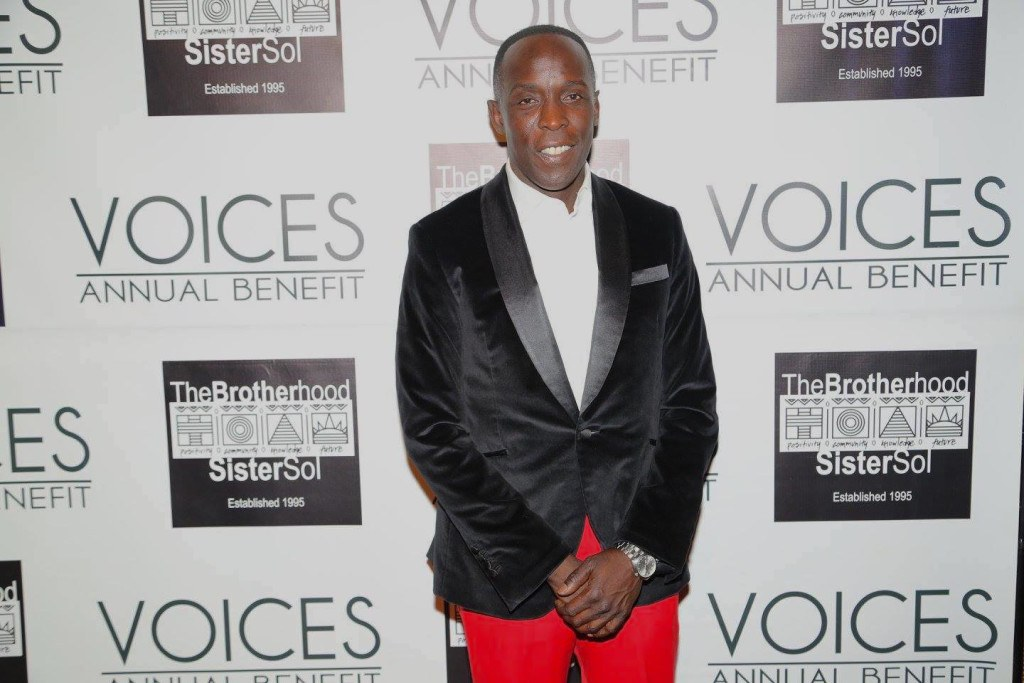 Michael K. Williams Red Carpet