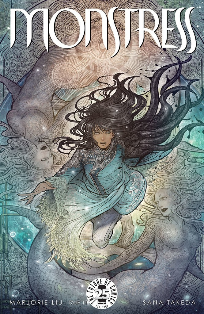 Monstress #11 Review