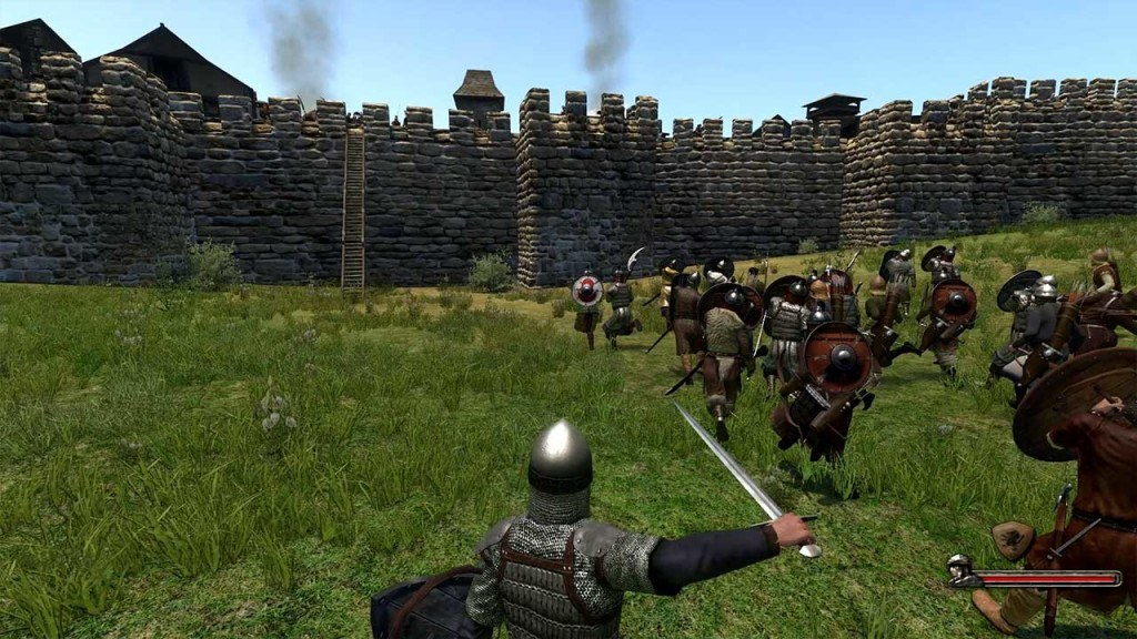 Mount and Blade Warband PS4 1_124021