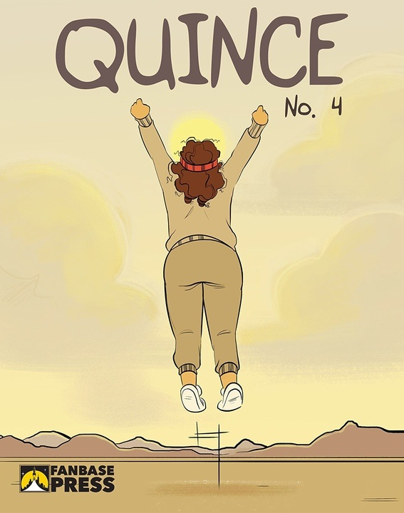 Quince #4 Review