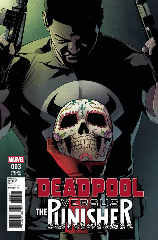 Deadpool vs. The Punisher #3 Review