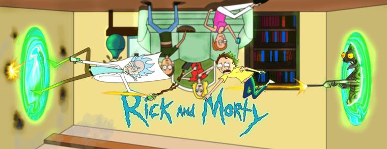 Season 2 Rick and Morty image