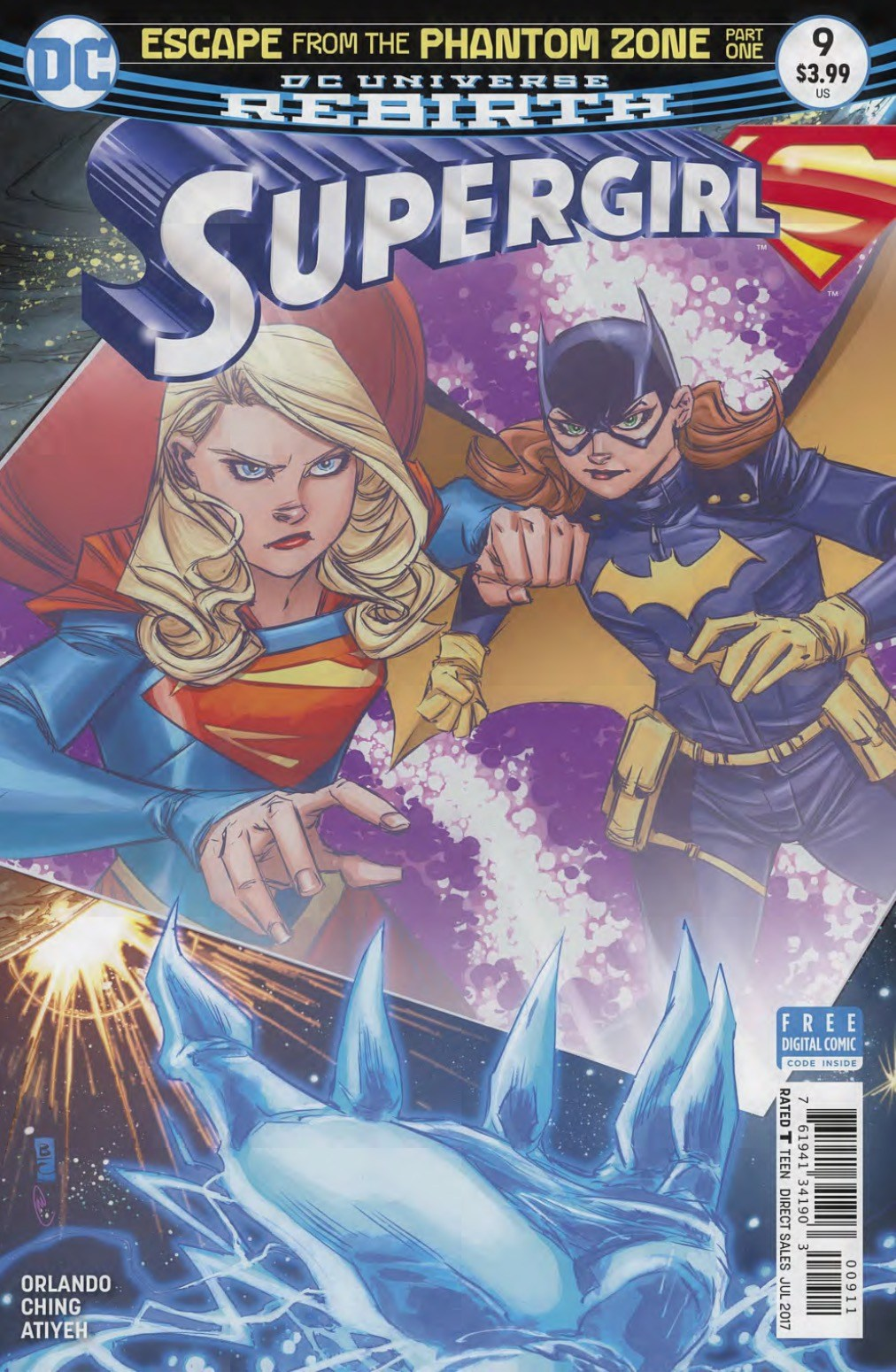 Supergirl #9 Review