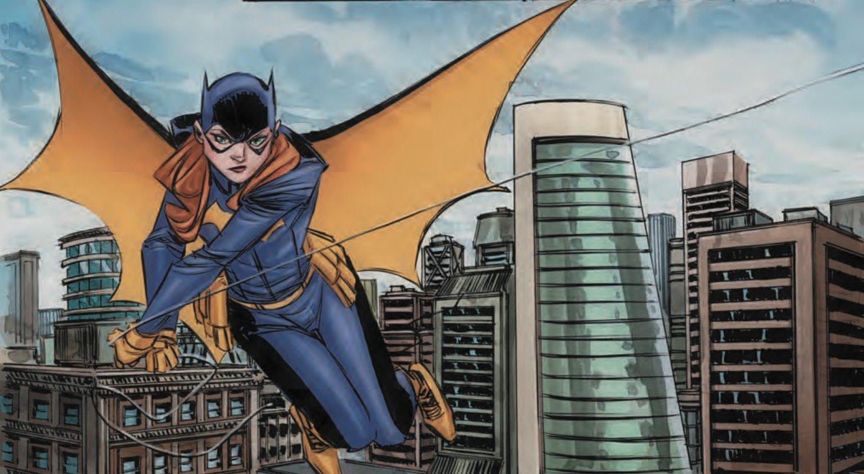 Supergirl #9 Panel 1