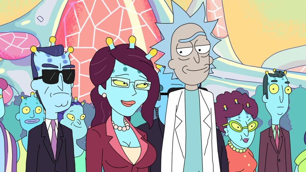 Unity and Rick image