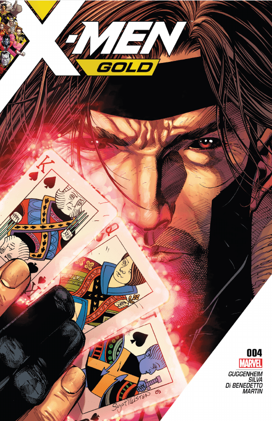 X-Men Gold #4 Review