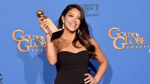 3.Gina Rodriguez Golden Globe