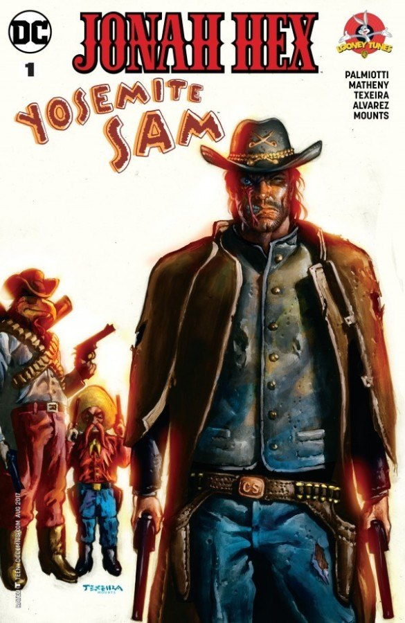 Jonah Hex / Yosemite Sam Special #1 Is DC Comic's Best Spaghetti Western Tale