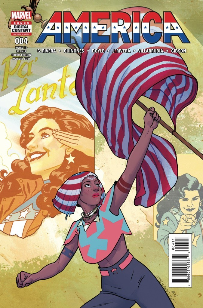 America #4 Review