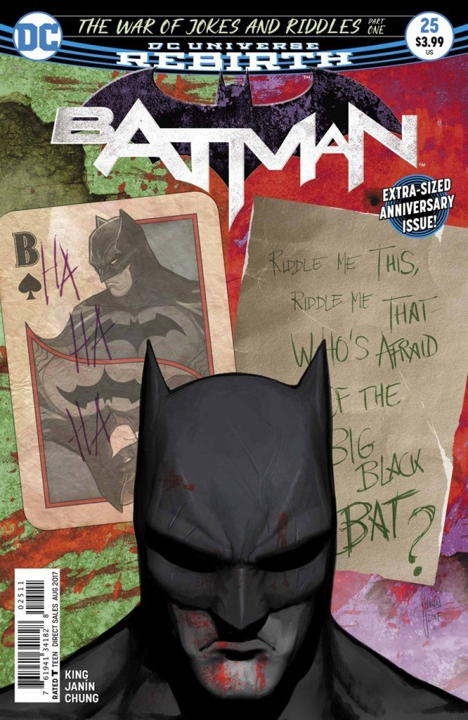 Batman #25 Review