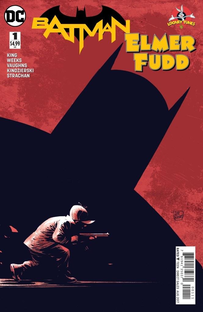 Batman/Elmer Fudd Special #1 Is the Hardest Shit You'll Read All Year. Period.