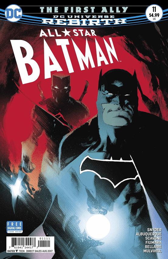 All Star Batman #11 Review