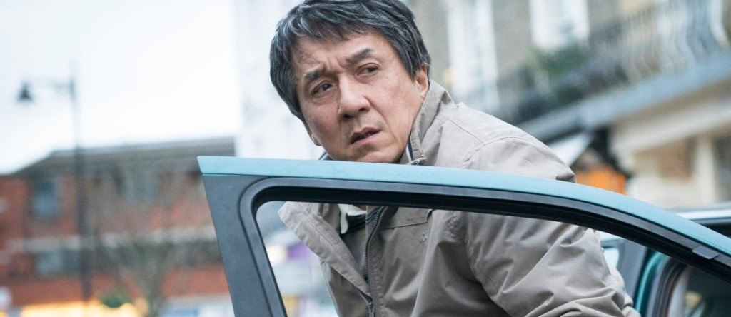 When 'The Foreigner' Makes a Foreigner of You