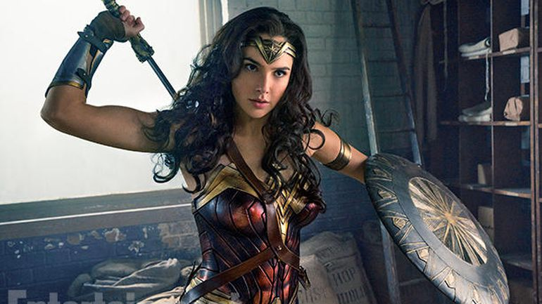 Wonder Woman Is Putting Everyone On Notice That She Got Next