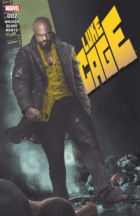 Luke Cage #2 Review