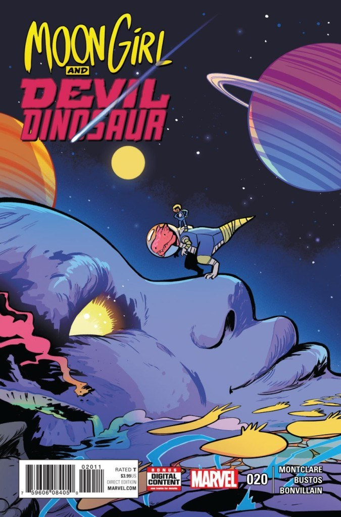 Moon Girl and Devil Dinosaur #20 Review