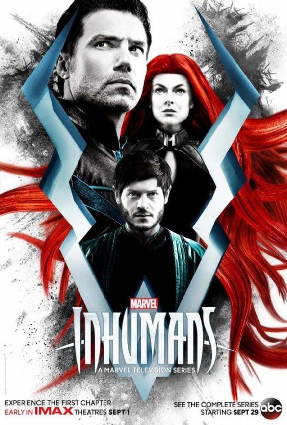 Inhumans Trailer: Let's Touch On The Good, The Bad, and the Busted