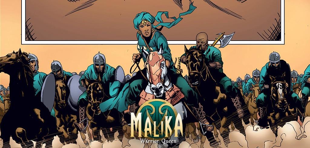 Malika Warrior Queen Part 1 Review