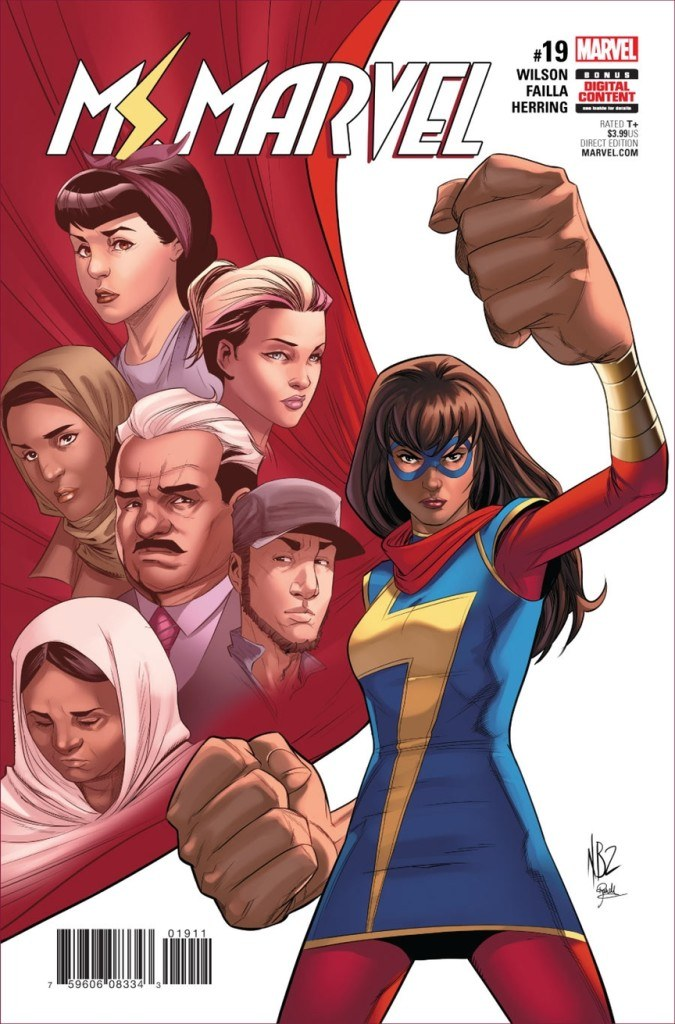 Ms. Marvel #19 Review