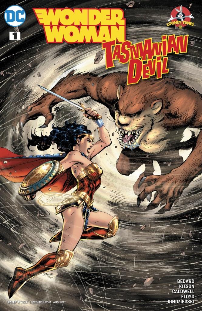 Wonder Woman Tasmanian Devil Special #1 Review