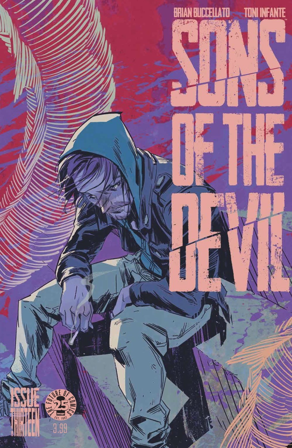 Sons of the Devil #13 Review