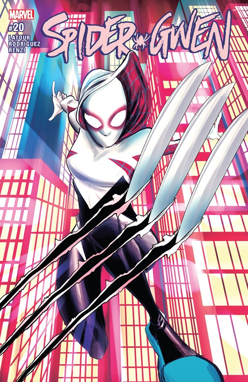 Spider-Gwen #20 Review
