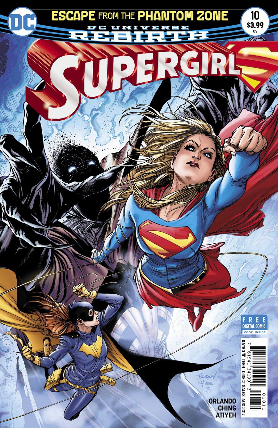 Supergirl #10 Review