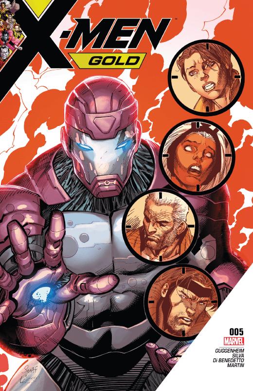 X-Men Gold #5 Review