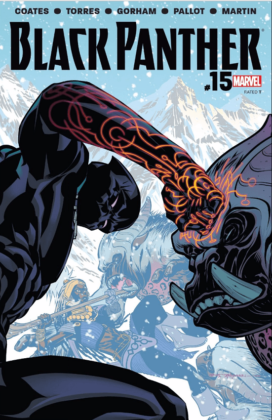 Black Panther #15 Review