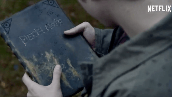 'Death Note' Trailer Drops and We're Not Sure How To Feel